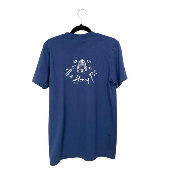The Honey Pot Navy Blue T Shirt