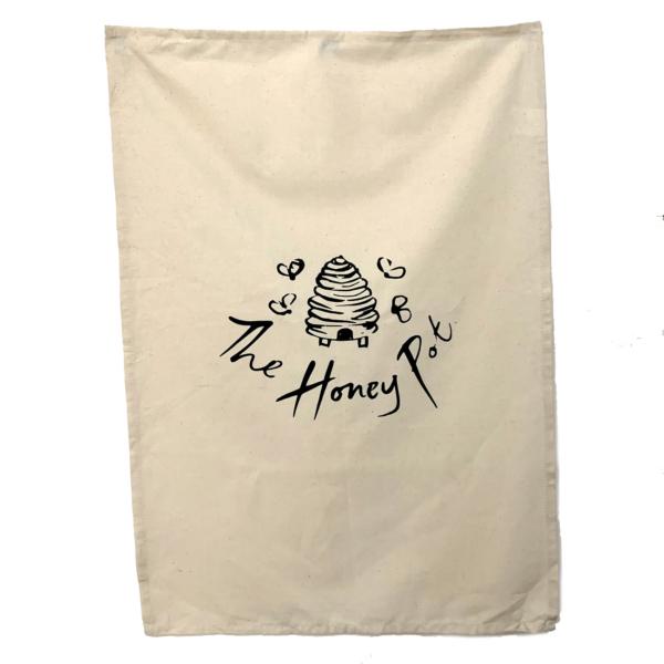 The Honey Pot Tea Towels