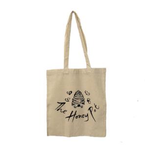 The Honey Pot Tote Bags