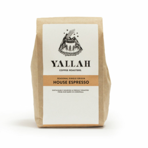 Yallah Coffee House Espresso Bag